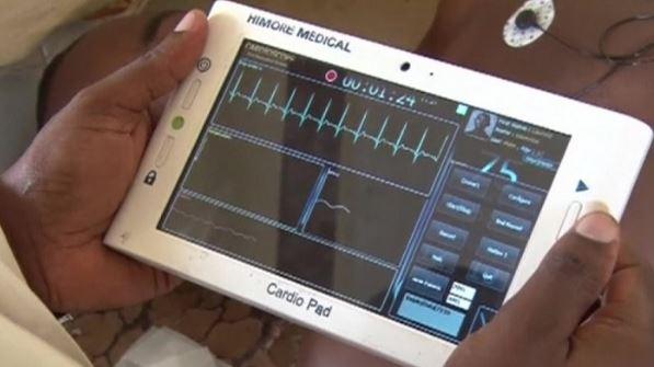 CardioPad s'occupe de la santé cardiaque au Cameroun