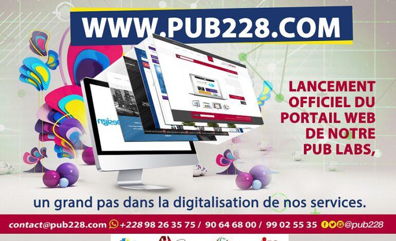 Interview : Le site web de Pub228 est  enfin disponible
