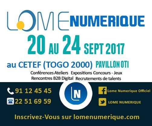 Avec CREOPSE, Lomé se met en mode numérique