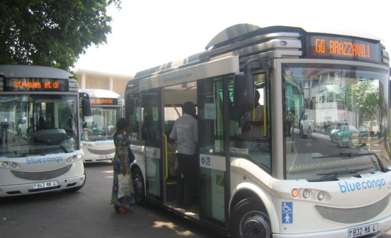 Buses equipped with Wi-Fi