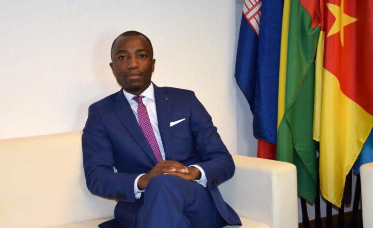Amahadu Adamou, CEO Bridge – Corporation: un prodige entrepreneur camerounais à Berlin