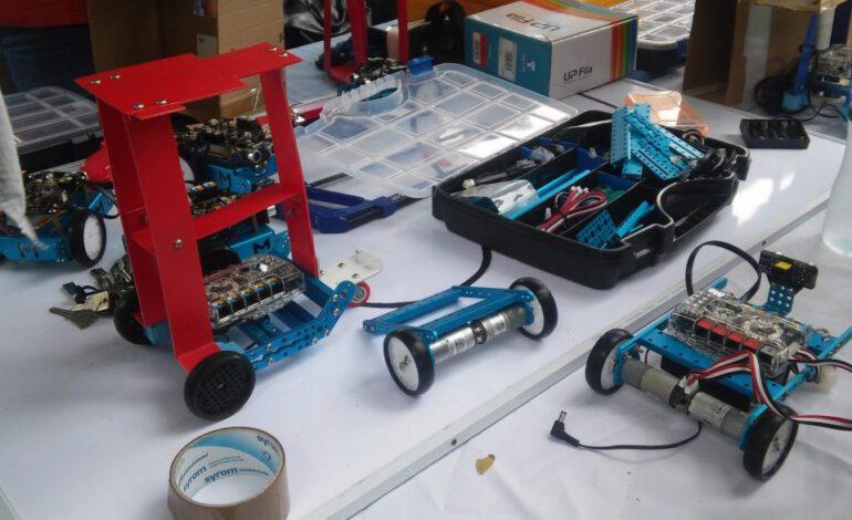 Lomé Mini Maker Faire : ça bricole !