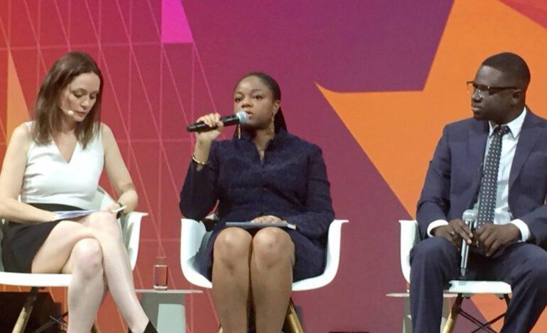 Paris : Cina Lawson et une délégation représentent le Togo au Viva Tech