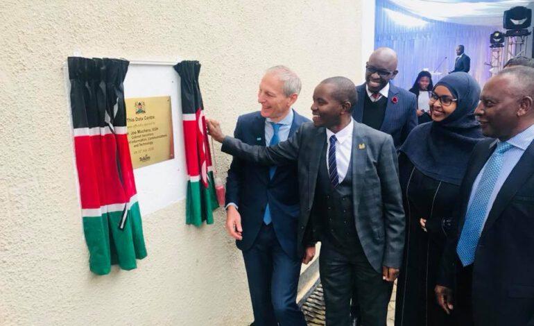 Kenya : Telkom ouvre son data center
