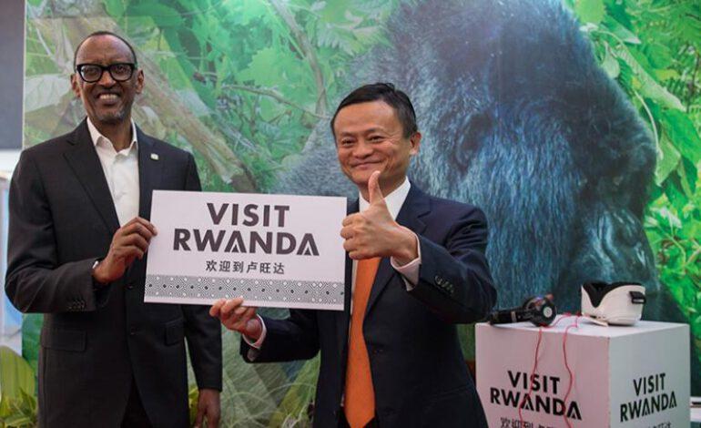 Le Rwanda devient le hub africain du géant Alibaba