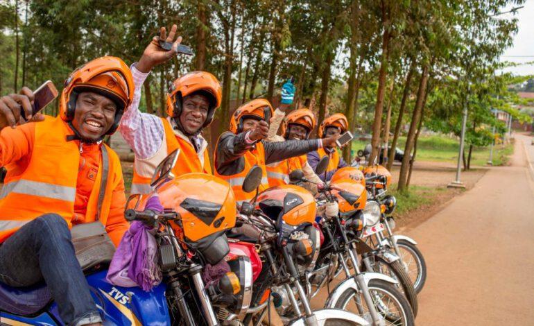 Ouganda : SafeBoda veut conquérir les villes africaines