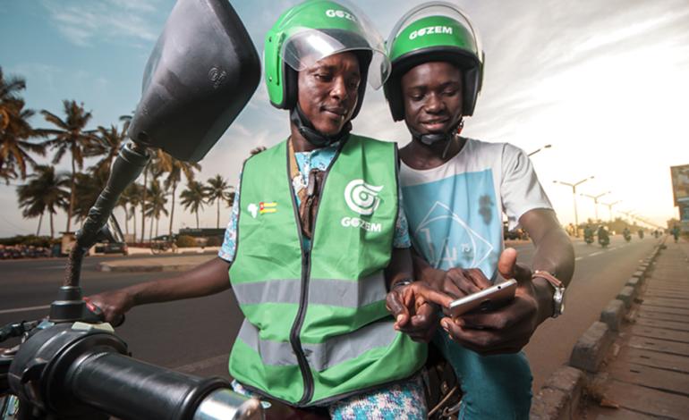Gozem Togo franchit le palier des 100000 courses effectuées