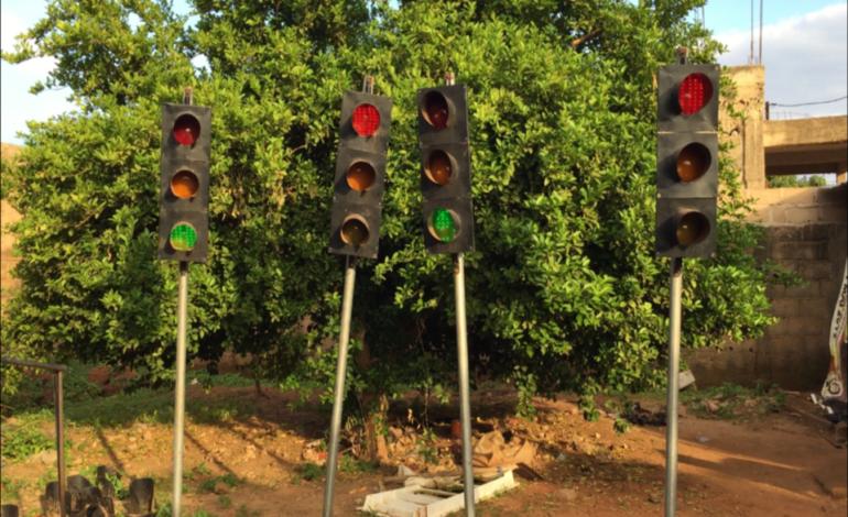 Des feux tricolores made in Burkina bientôt sur le marché