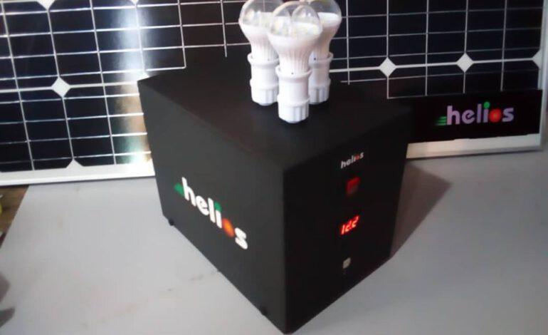 Helios, le kit solaire made in Togo est sur le marché