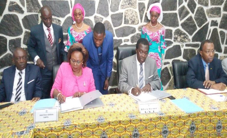 L'Université Yaoundé I accueillera un centre de formation en Intelligence Artificielle