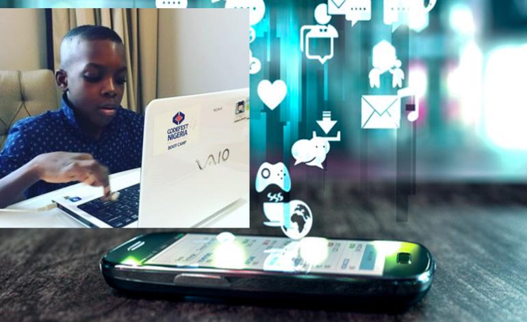 Nigeria :  A 9 ans, Basil Okpara a conçu plus de 30 jeux mobiles