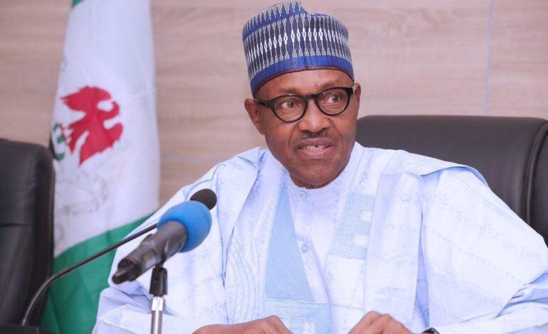 Muhammadu  Buhari : « Nous déployons des technologies pour garantir la sécurité »