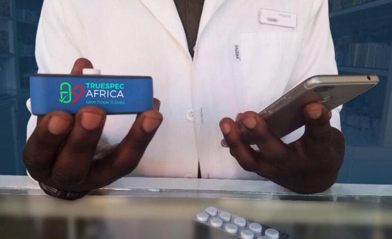 True-spec,Un détecteur de faux médicaments pour l'Afrique