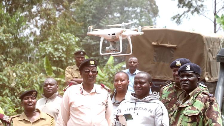 Kenya: Les brasseries illégales sont désormais traquées par des drones