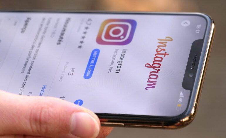 Instagram ne veut plus des moins de 13 ans
