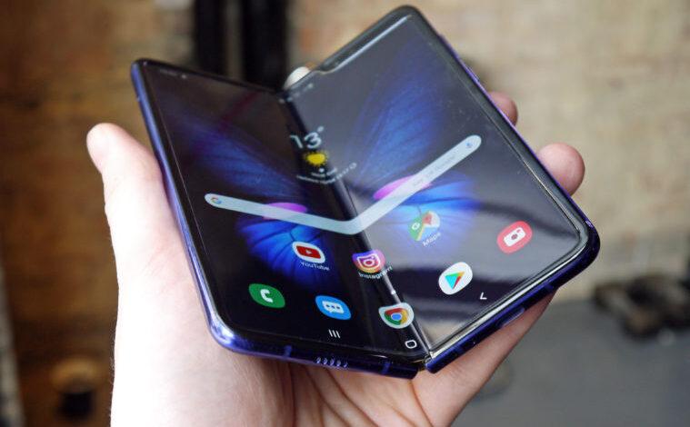 Samsung : Un million de Galaxy Fold (pliables) vendus en trois mois