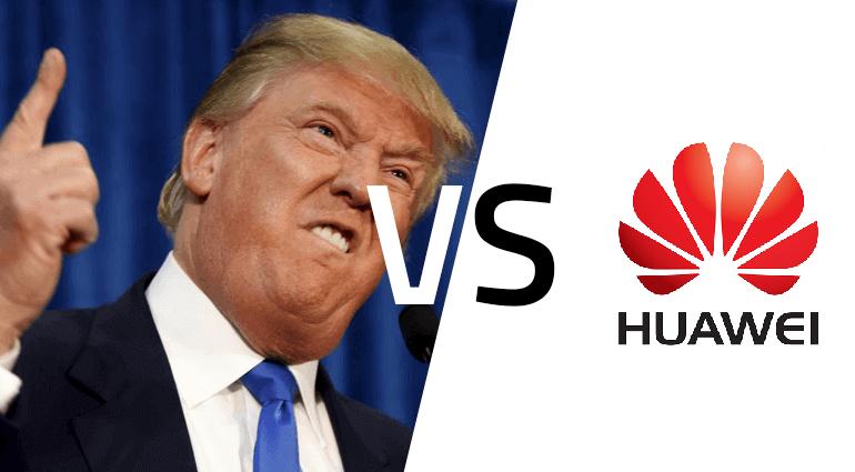Huawei porte plainte contre les États-Unis