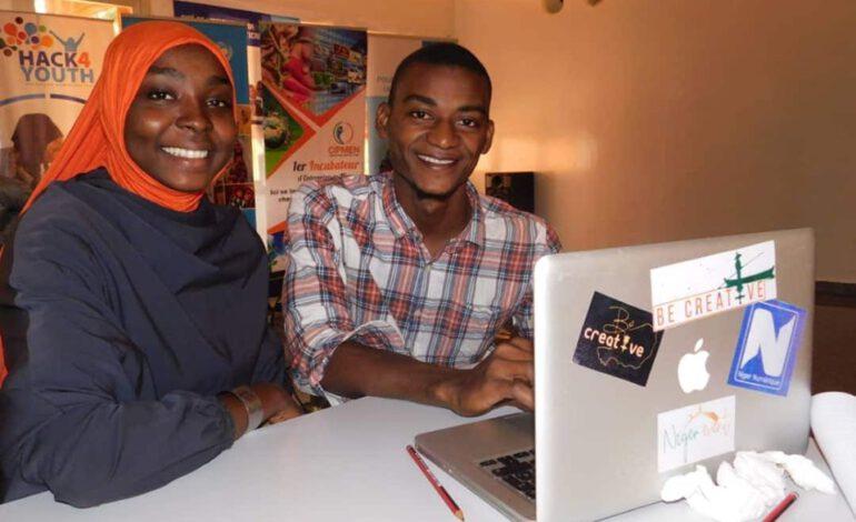 Niger/ Hackathon : des jeunes présentent des innovations technologiques