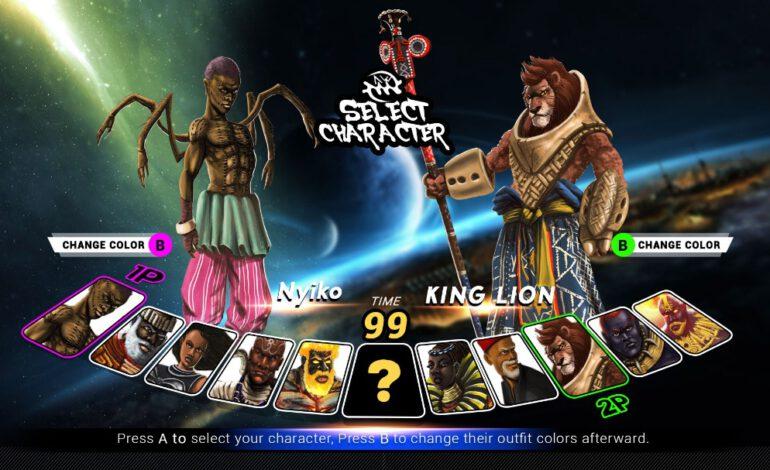 Noohkema Game Studios dévoile le Teaser Trailer du jeu Afro Warriors: Battle for Power