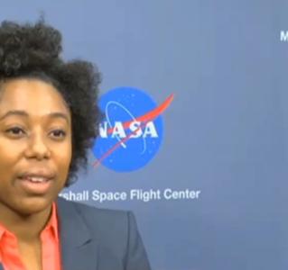 A 22 ans Tiera Guinn intègre la NASA en tant qu'ingénieur