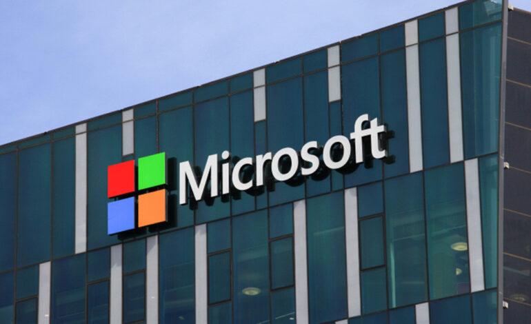 Microsoft : 250 millions de données exposées suite à une erreur