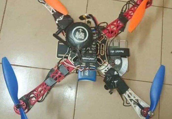 Burkina Faso : Un étudiant fabrique un drone pour sécuriser son pays