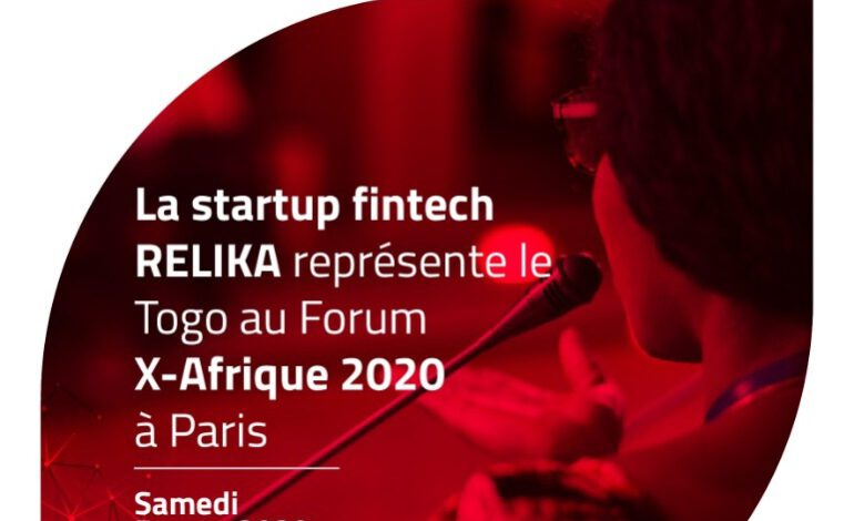 La startup togolaise Relika, attendue au X-Afrique Entrepreneurship Forum