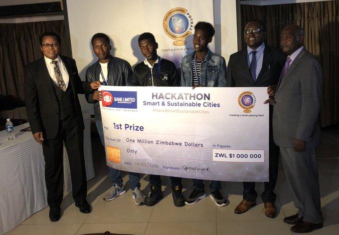 Zimbabwe : Il pirate son université et ira à un  hackathon international