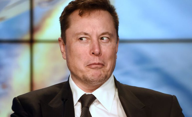 Pour Elon Musk, Facebook est « nul »