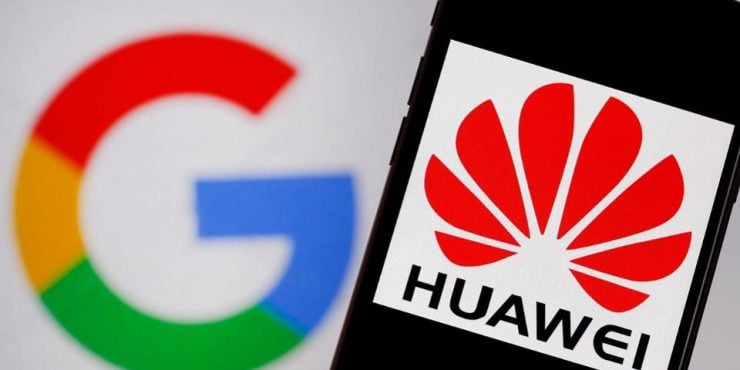 Google supplie les Etats-Unis de le laisser travailler avec Huawei