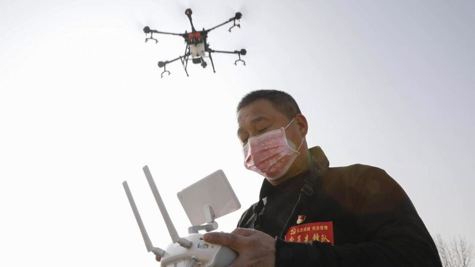 Coronavirus : La Chine fait appel à la robotique et l'intelligence artificielle