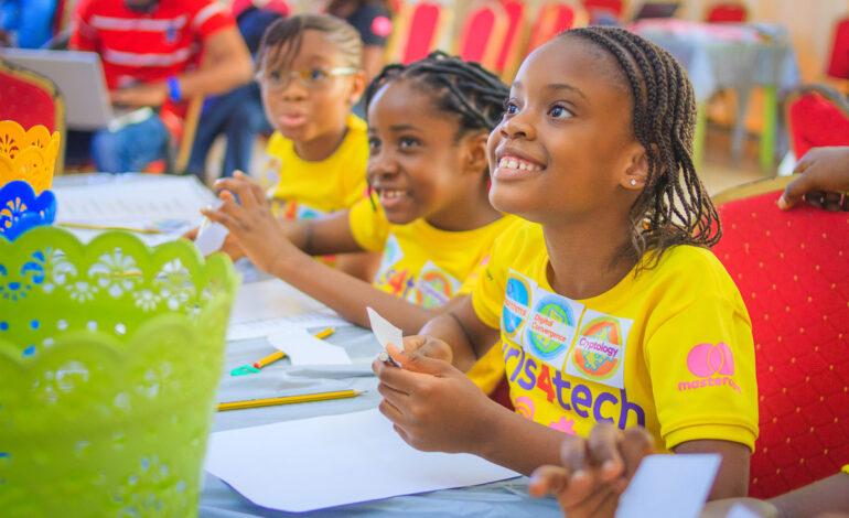 Afrique du sud : Mastercard incite les filles aux technologies via girls4Tech