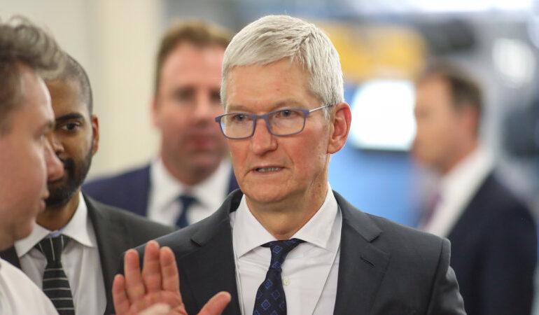 Tech : Apple se protège contre le coronavirus