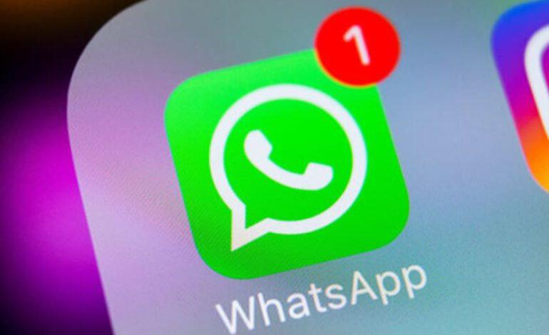Le trafic de WhatsApp en hausse de 40% depuis le début de l'actuelle pandémie