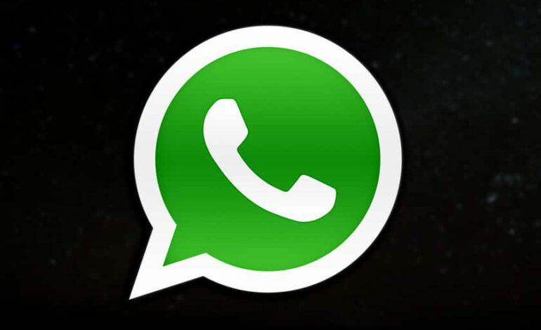 WhatsApp disponible en mode sombre , voici comment l'activer