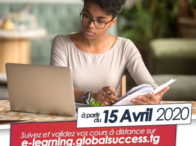 Togo : L'Institut Supérieur GLOBAL SUCCESS fait désormais ses cours à distance