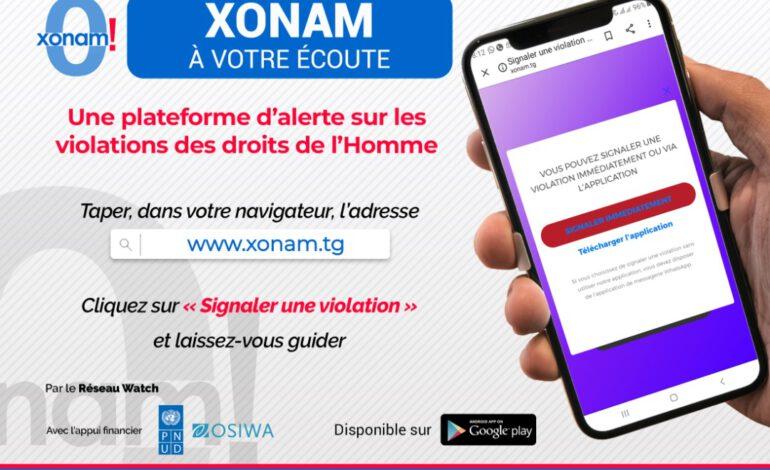 Togo : Les défenseurs des droits humains, plus proches de vous grâce à l'application Xonam