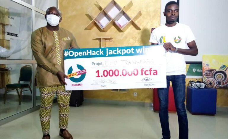 Togo/ OpenHack : Nunya Lab retient 3 projets sur 10