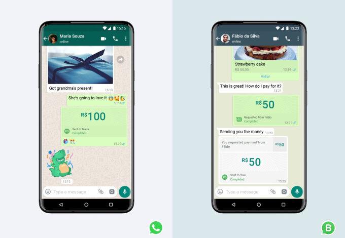 Le service de paiement via WhatsApp désormais opérationnel