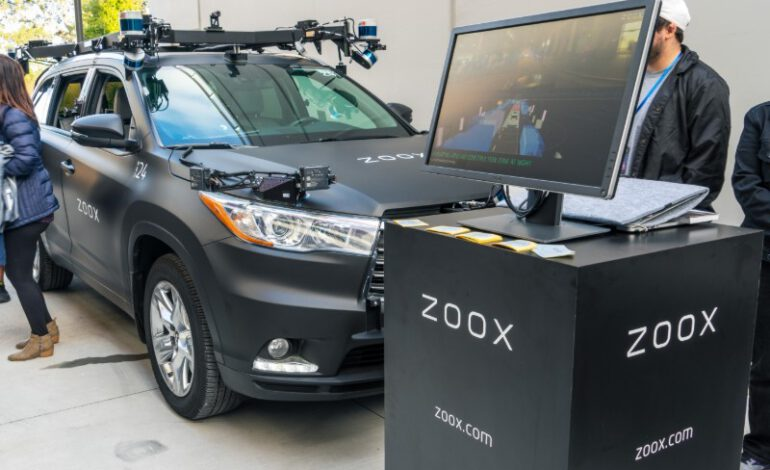 Amazon rachète la startup  Zoox pilotée par la Sénégalaise Aïcha Sar Evans