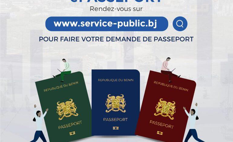 Le Bénin lance des e-services casier judiciaire et passeports