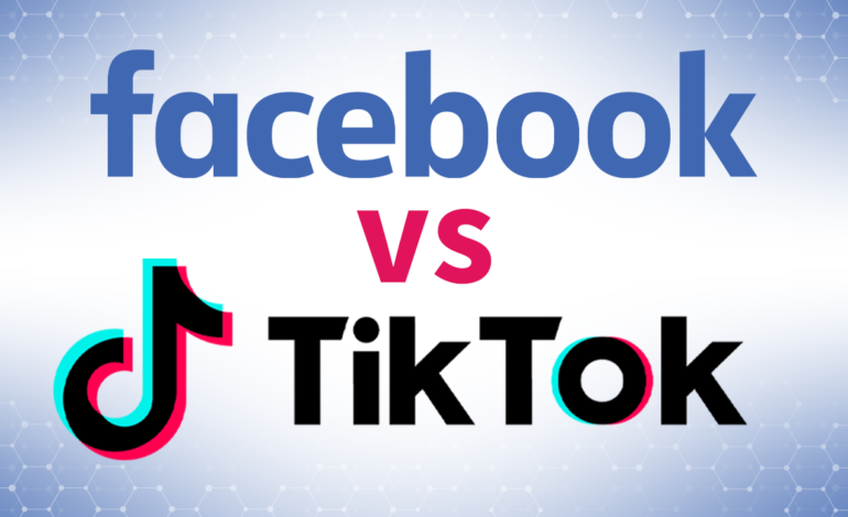 Des ex-employés de Google et Facebook chez TikTok