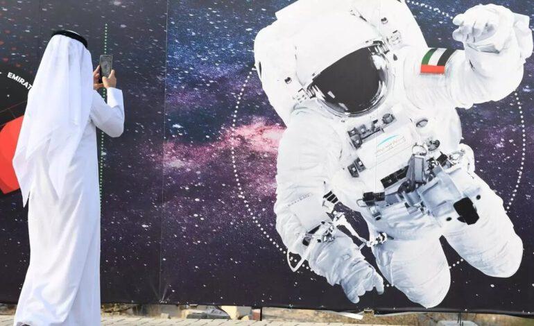 Les Émirats arabes unis lancent leur première sonde vers Mars