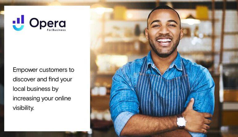 Nigeria : Opera for business lancé en partenariat avec Google