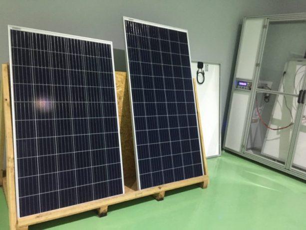 Le Burkina Faso fabrique désormais ses panneaux solaires