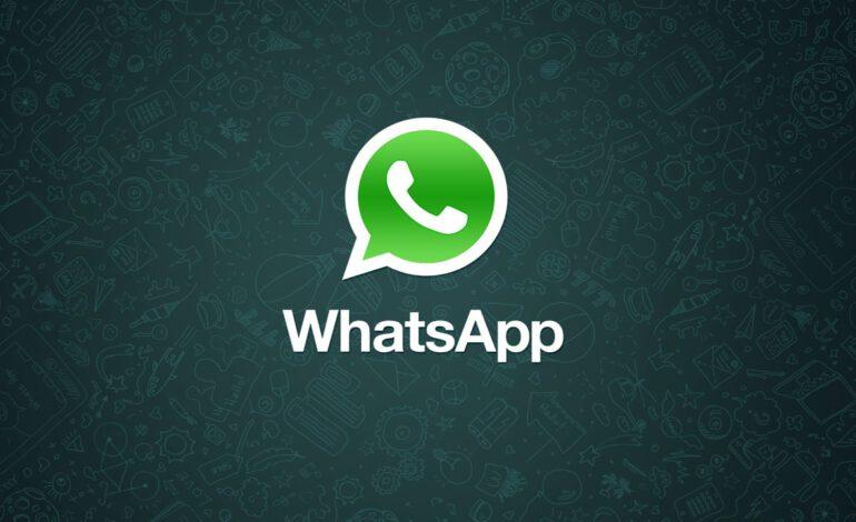 WhatsApp prendra bientôt en charge les réactions aux messages
