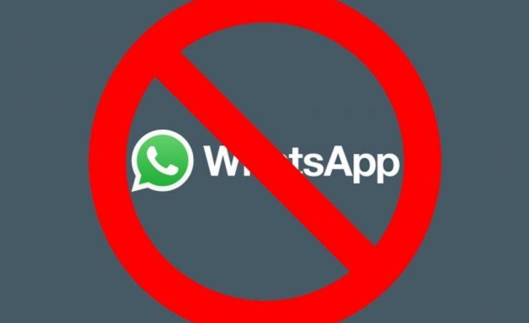Comment supprimer son compte WhatsApp?