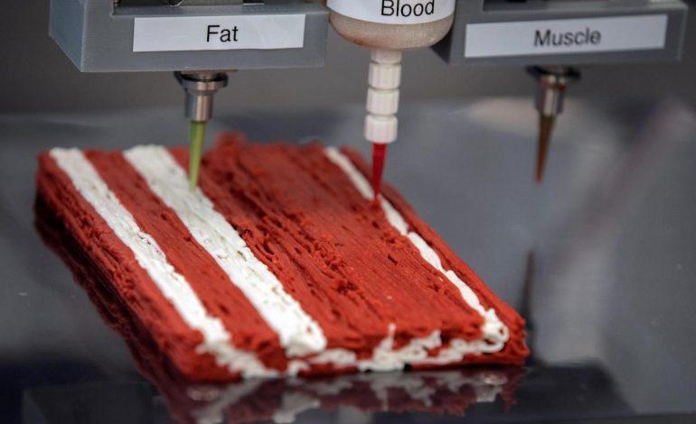Des chercheurs font la bio-impression 3D d'une viande de bœuf