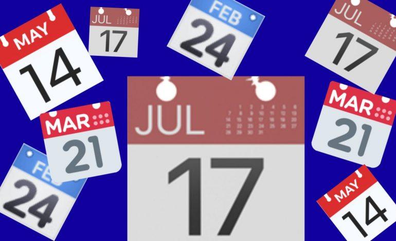 Quelles sont les applications qui permettent d'avoir des calendriers en poche?