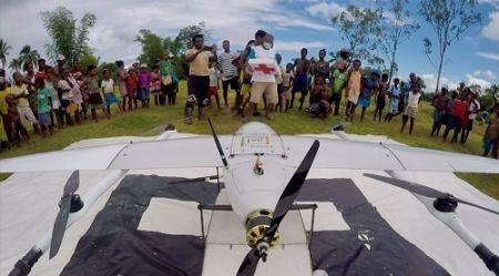 Madagascar envoie des drones médicaux dans les zones reculées